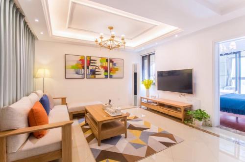 . Jiangsu Yangzhou·Yangzhou University· Locals Apartment 00005140
