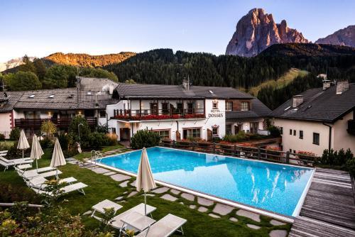 Vitalpina Hotel Dosses St. Christina - Grödental