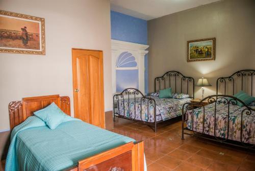 Hotel Casa de las Fuentes foto della camera