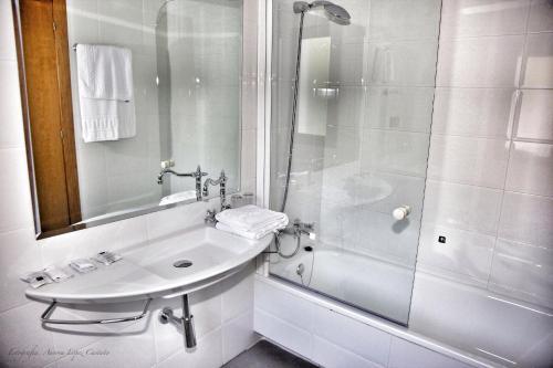 Habitación Doble - 1 o 2 camas Hotel Balneario de Zújar 4