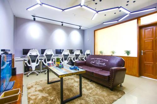 . Jinan Licheng·Gaoxin Wanda Plaza· Locals Apartment 00009310