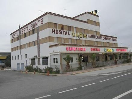 . Hostal Oasis