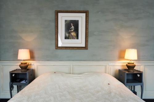 Hotel Ter Brughe Двухместный номер с 1 кроватью или 2 отдельными кроватями, вид на улицу или террасу