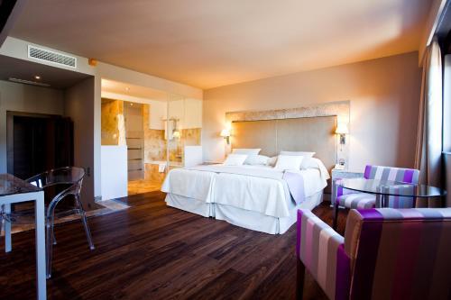 Triple Room (2 Adults + 1 Child) Hotel & Winery Señorío de Nevada 1
