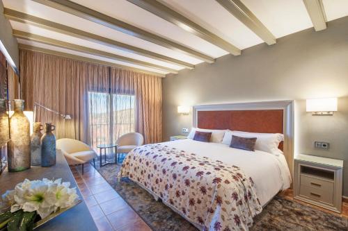 Presidential Suite with Spa Access - single occupancy Hotel La Caminera Club de Campo 1