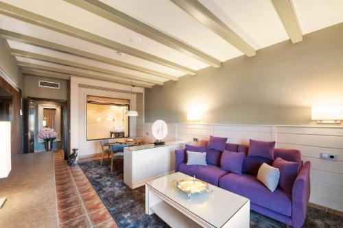 Presidential Suite with Spa Access - single occupancy Hotel La Caminera Club de Campo 2