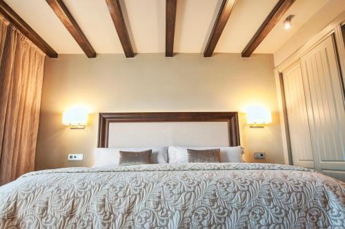 Deluxe Double Room with Spa Access Hotel La Caminera Club de Campo 3