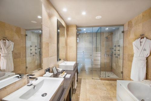 Deluxe Double Room with Spa Access Hotel La Caminera Club de Campo 5