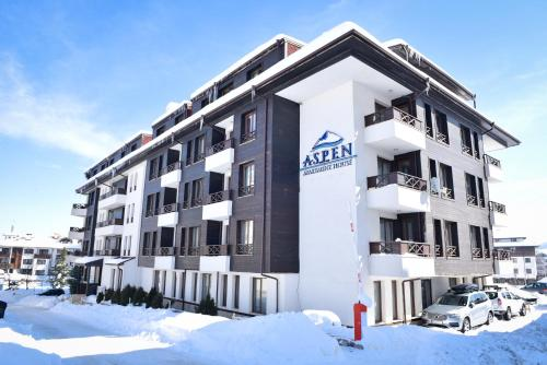 GT Aspen House Apartments Bansko