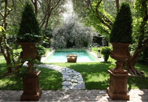 Jardins Secrets - Hôtel - Nîmes