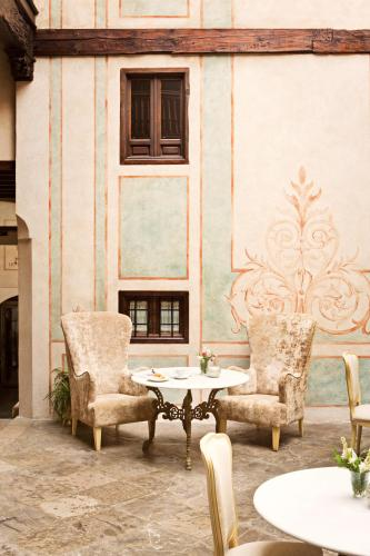 Habitación Individual Básica Hotel Casa 1800 Granada 20