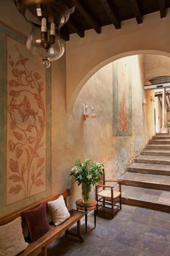 Habitación Individual Básica Hotel Casa 1800 Granada 22