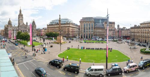 George Square, Glasgow G2 1DS, Scotland.