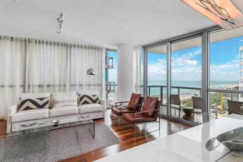 2 Bedroom Oceanfront Private Residence at The Setai - 2104 - image 1