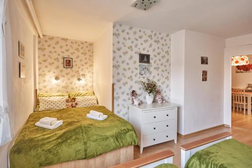 . Apartment U Medvídka