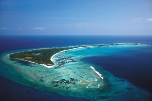Villingili Island, Addu Atoll, Maldives.
