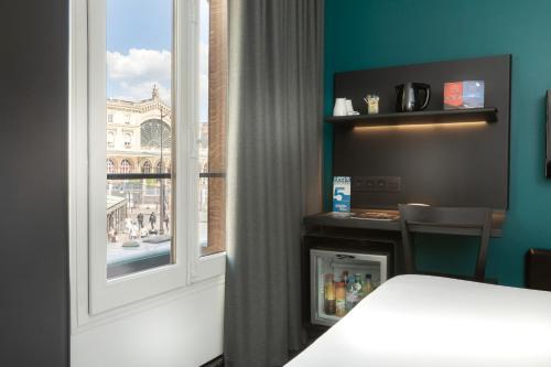 Libertel Gare de L'Est Francais Двухместный номер «Комфорт» с 1 кроватью