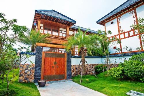 Amazing pool villas by korea style Amazing pool villas by korea style