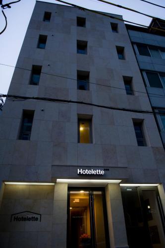 Hotel Hotelette Seoul Station