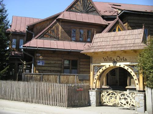 Willa Orla - Accommodation - Zakopane