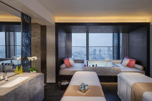 Фото отеля Jumeirah Nanjing Hotel