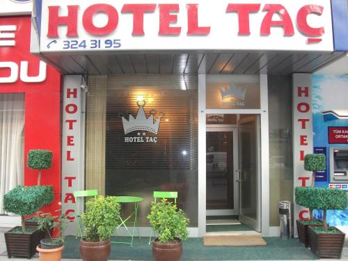 Ankara Tac Hotel indirim