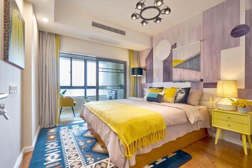 . Zhejiang Ningbo·Luomeng Global City· Locals Apartment 00010150