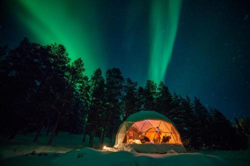 Aurora Dome & Glamping