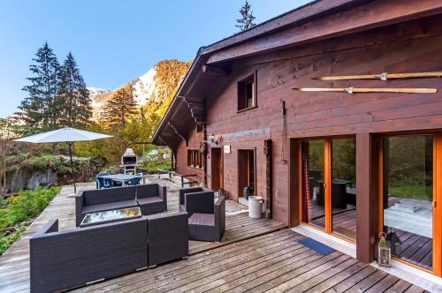 Charming little chalet for 6 person near Grindelwald - Chalet