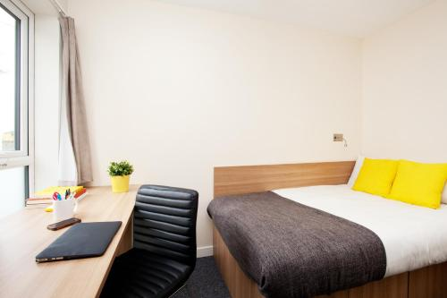 Cosy Student Rooms W- Shared Kitchen in Aberdeen City Centre!