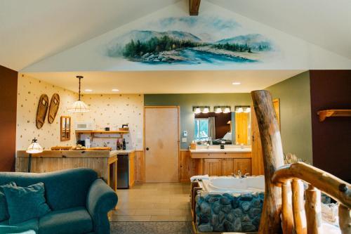 Pine River Ranch B&B - Accommodation - Leavenworth