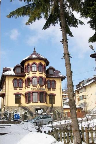 Villa Casa Dunarea - Accommodation - Predeal
