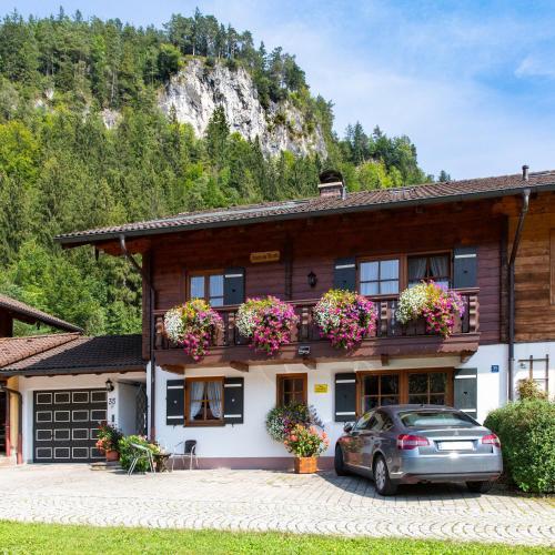 Fewo Boigs - Haus am Wandei - Apartment - Bischofswiesen