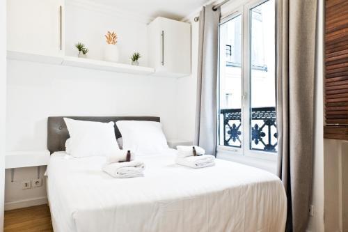 Pick A Flat - Apartments Batignolles/Moulin Rouge photo 26