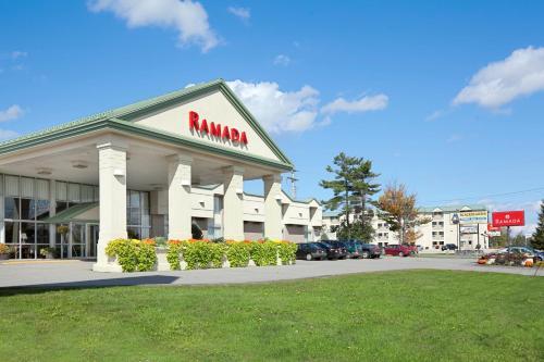 Ramada By Wyndham Bangor - Bangor, ME 04401