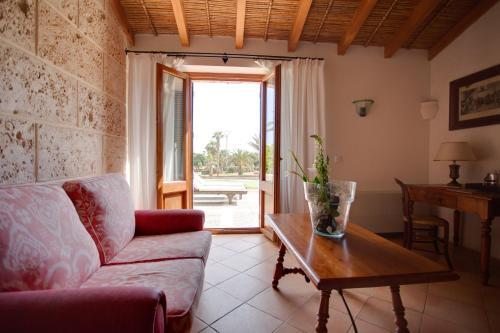 Habitación Doble Superior con terraza Casal Santa Eulalia 3