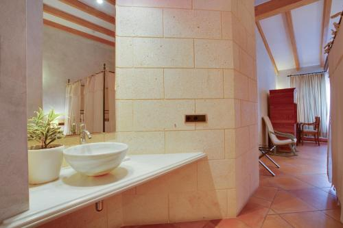 Suite Estudio Junior Casal Santa Eulalia 4