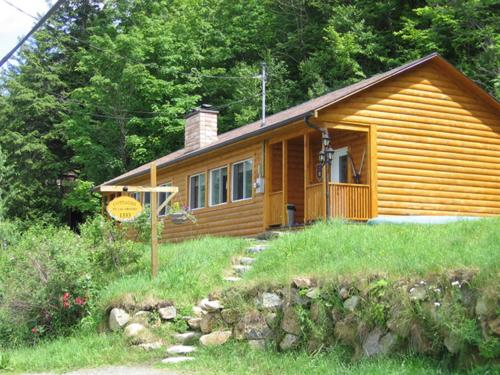 Cottages du Lac Orford, Cottage A, Côté Raquettes Cottage B, Côté Skis - Chalet - Eastman