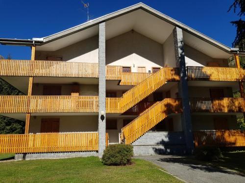 Appartement Quadrifoglio - Apartment - Gressoney-Saint-Jean