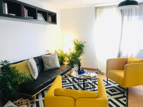 LSYellow Apartment Hovedfoto