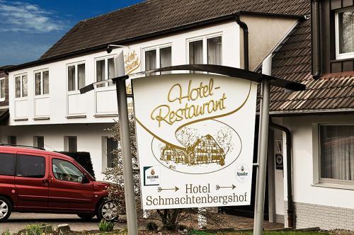 . Hotel-Restaurant Schmachtenbergshof