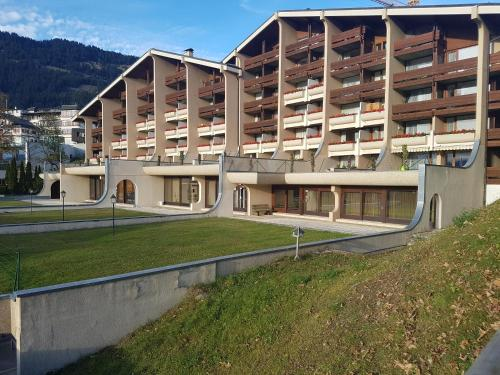 Hotel-overnachting met je hond in Résidence Panorama A201 - Villars-sur-Ollon