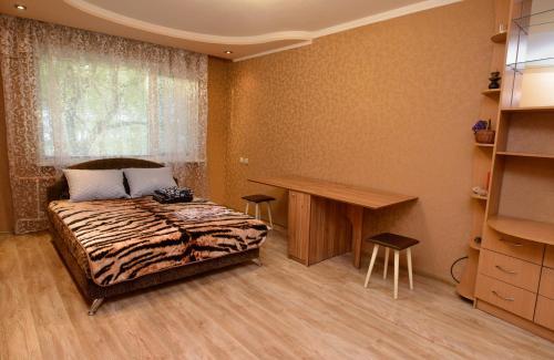 . Апартаменты Deluxe