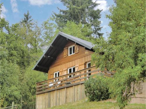 Hotel-overnachting met je hond in Holiday Home Chalet Bous - Breinchen - Vianden
