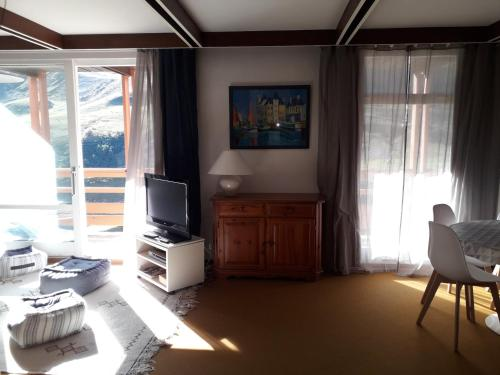 Grand appartement Béro Bisto - Apartment - La Mongie