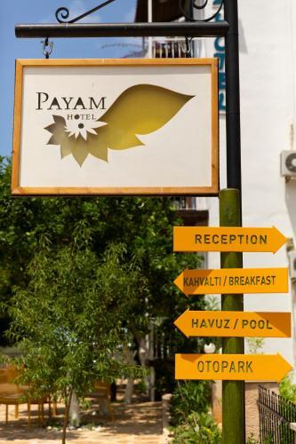 Kas Payam Hotel tatil