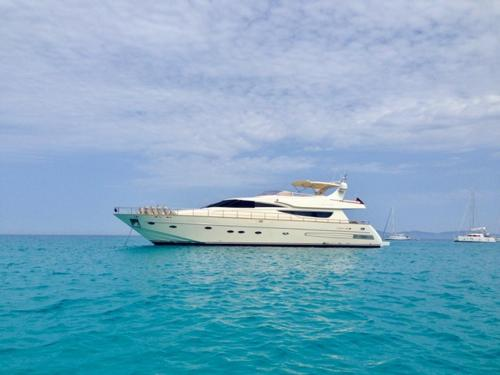 Luxus Bootsunterkunft