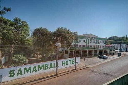 Samambaia Hotel (Photo from Booking.com)