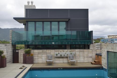 157 Field Way Luxury Lodge - Apartment - Waikanae