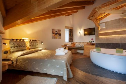 Resort Dolce Casa - Family & Spa Hotel - Moena